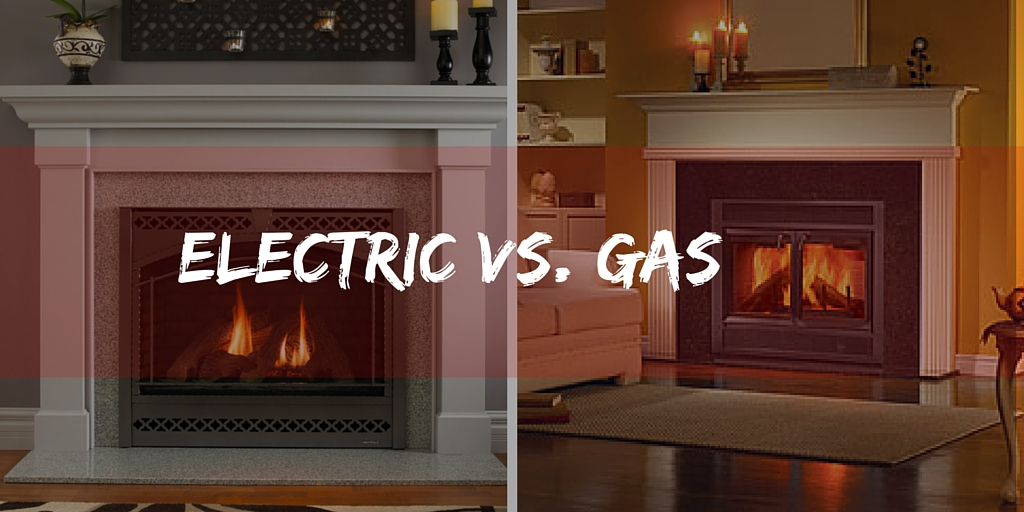 Gas Fireplaces Vs Electric
