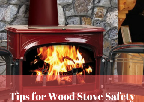 Tips for Wood Stove Safety