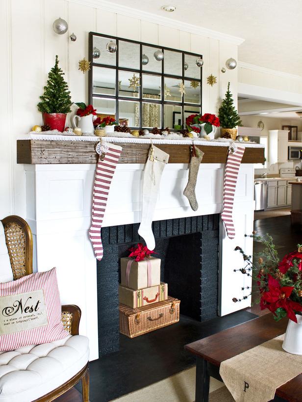 Fireplace Mantel Decor Ideas