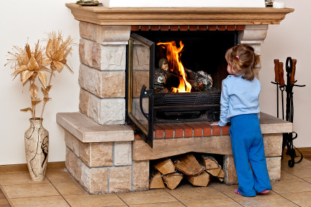 Why you Need Glass Doors on Your Fireplace