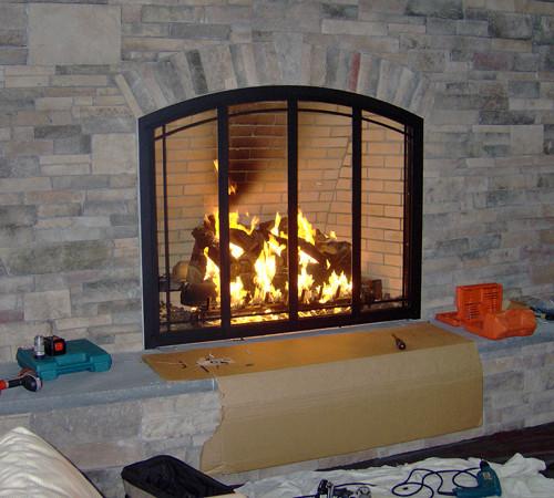 Glass Doors Bowden S Fireside